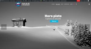 NOUVEAU SITE pour l'Ecole de ski 360 Les gets – Samoëns