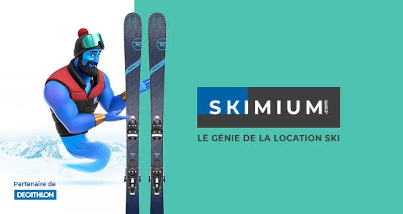 Ski rental – Les Gets