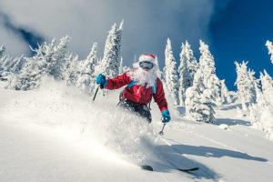 Adult ski lessons – Les Gets