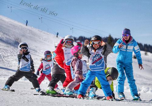 cours-collectif-ski-enfant