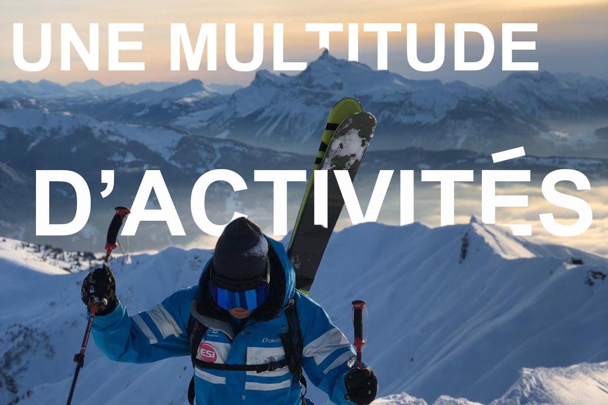 Ecole de ski Les Gets