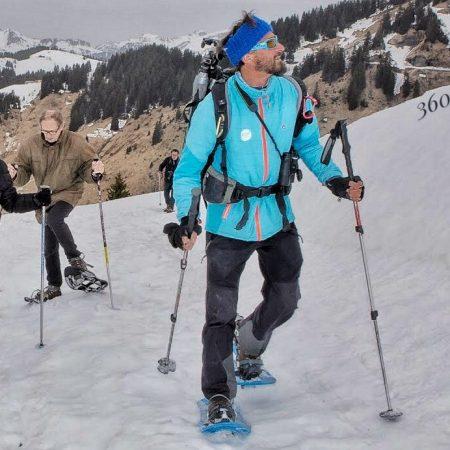 Nordic activities – Samoëns