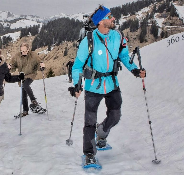 Nordic activities – Les Gets