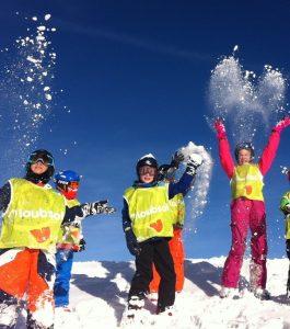 Cours de ski enfants – Avoriaz