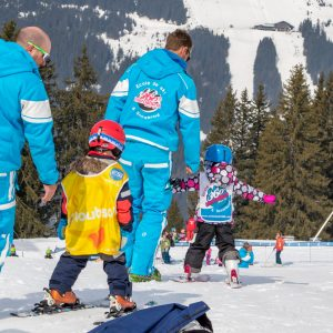 Children's ski classes – Samoëns