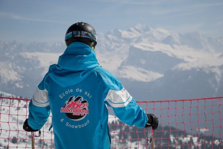 Cours de ski adultes – Samoëns