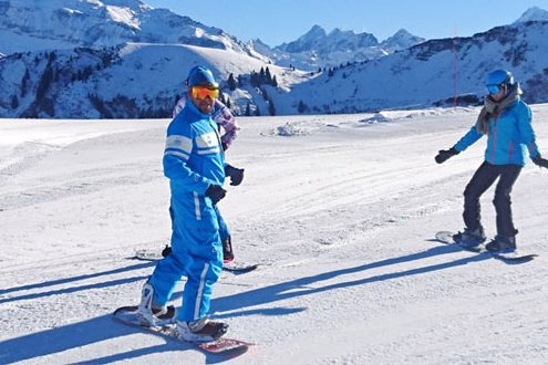 snowboard-les-gets